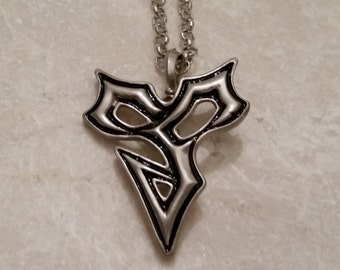 Final Fantasy X Tidus Inspired Necklace