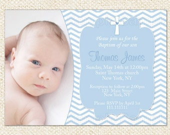 Blue baptism invitation boy baptism invitation boy blue baptism invitations christening invitations boy baptism invitations naming day invitations stopboris Gallery