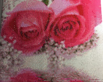 Picture embroidery Painting shiny rhinestone 5 d diamond painting drawing