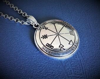 Talisman 1st Pentacle of Jupiter