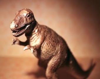 T-Rex goes RRRROAR - Dinosaur Photograph - Various Sizes