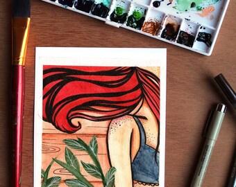 Plant Life - Illustration, Home Decor, Nature