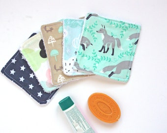 Organic Washable Baby Cotton - Wipes for Baby - Zero Waste Home