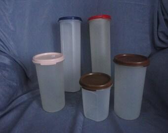 choice of modular mates- 2 ct-,1661, spagetti/pasta canister: 2 ct-1641, round #3-22 oz , Kitchen Srorage, Craft Storage