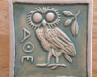 Athena Owl of Wisdom