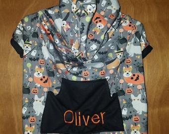 Corgi Halloween hoodie