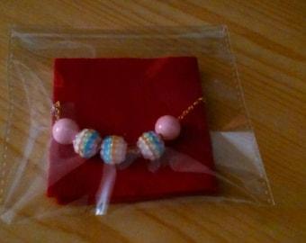 Bead colourful bracelet