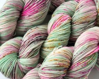 Marzipan - Dyed to Order Yarn - Hand Dyed Yarn - Sock Yarn - Choose Your Base