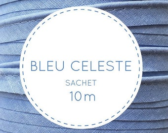 Bag 10 m piping - Celeste blue / Serenity 11