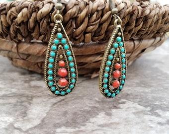 Boho Dangle Earrings 25