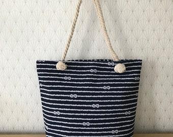 Sailor knot bag