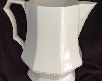 "Ironstone Independence Castleton 5 1/2"" Milk Pitcher"