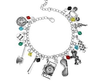 Stranger Things (inspired) Charm Bracelet