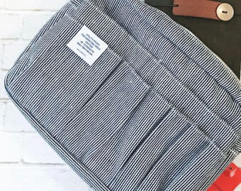 Inner Carrying Denim pouch medium size.