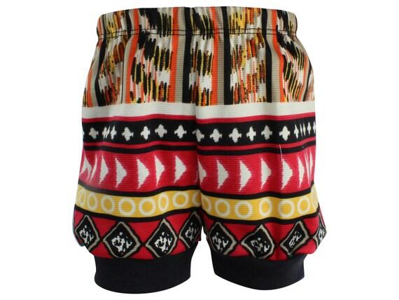 Tribal Baby Shorts Tribal Toddler Shorts Aztec Shorts Boy Shorts Girl Shorts Unisex Shorts Aztec Baby Leggings Baby Shorties Cuff