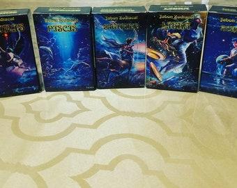 Zodiac soaps Gemini, Aquarius,Sagittarius,Pisces, Libra