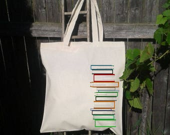Book Lovers, Book Tote Bag, Tote for books, Gifts for Her, Canvas Tote Bag, Grocery Tote