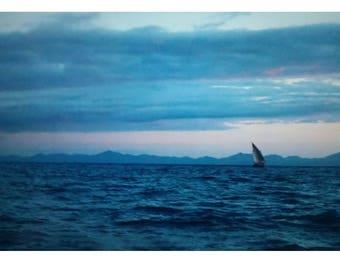 Boat at Sea 2
