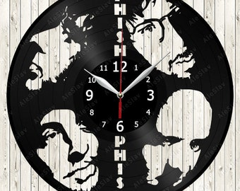 Phish Vinyl Record Wall Clock Handmade Art Decor Your Room Original Gift 1270