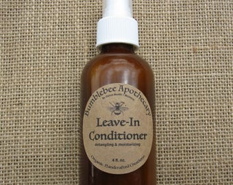 Organic Leave-In Conditioner