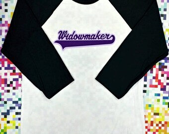 Widowmaker Baseball Tee
