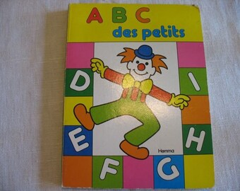 French A B C Book