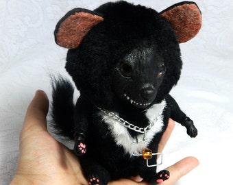 Harrisi-Tasmanian Devil, toy, Wolf.
