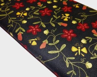 Heart of the Garden Kim Schaefer Butterflies Bugs Flowers Floral Fabrics Quilting Fabrics Quilt