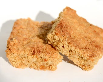 Apple Cinnamon Oatmeal Square