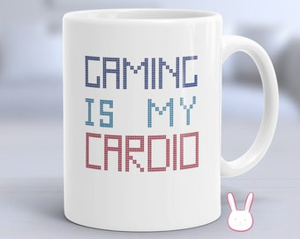 Video Games Mug - Gamer Mug - Gaming Mug - Geek Coffee Mug - Nerd Mug - Gift For Gamer - Geeky Gifts Gamer - Funny Gamer Mug - Boyfriend Mug