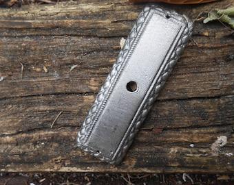 Coffin-Casket Key Back Plate-funeral-death