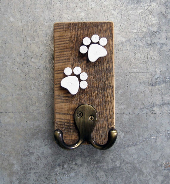 Crafts For Dog Lovers: Items Similar To Pet Leash Hook