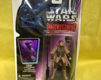 Starwars Princess Leia Kenner Action Figure