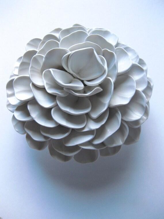 Ranunculus Bloom Wall Sculpture