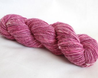Handspun yarn | 1 ply | 78g | 330m | merino wool