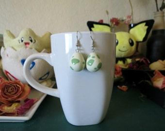 Pokemon GO Egg Earrings