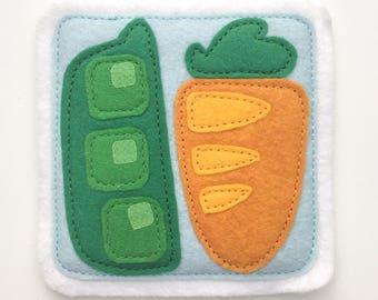 Peas N' Carrots art (1)