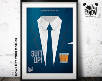 How I met your mother - Suit up!