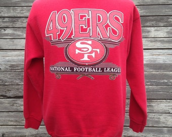 Vintage 90s SAN FRANCISCO 49ERS sweatshirt - Medium