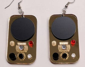 Farnsworth Communicator Earrings