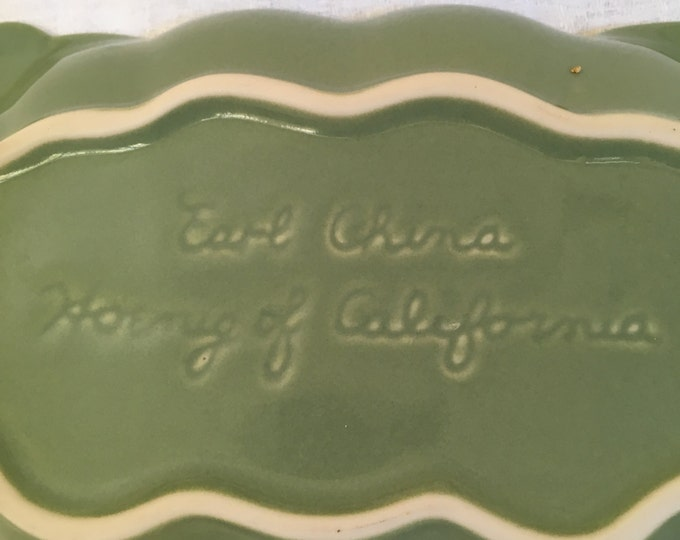 Set/5 Earl China Hoenig of California Dishes
