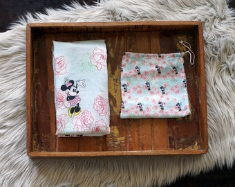 Flowers for Lilly -  Muslin  Blanket