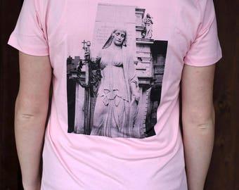 Women's Fine Art Cotton Tshirt - Small, Medium, Large and XL - J Grant Brittain