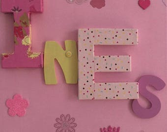Personalized kids room decoration