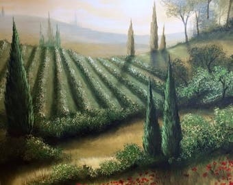 Tuscany by Ramona Balaz-Schmidt