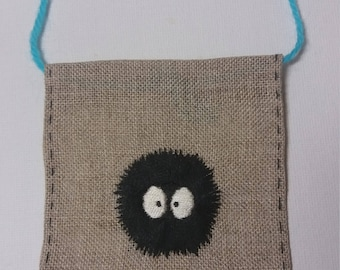 Tiny soot sprite banner