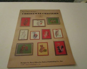 Mary Ellen Designs - Christmas Critters