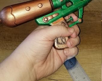 Steampunk Retro Water Pistol