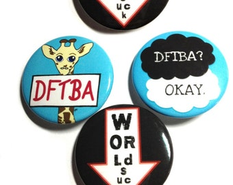 Nerdfighter Pin