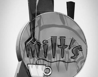 Milt's - 11x14 Fine Art Photographic Print